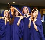 Lễ tốt nghiệp NUS 2013