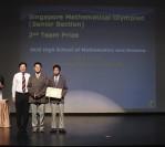 Trao giải kỳ thi SMO 2011