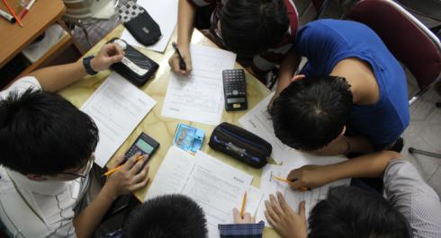 Tập huấn chuẩn bị thi phỏng vấn HB ASEAN năm 2012