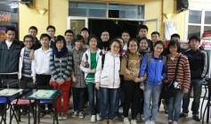 Lớp UEE thi năm 2013