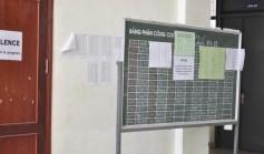 Hình ảnh kỳ thi UEE, NTU 2013