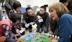 Học sinh Trung Quốc du học hè ở Mỹ