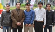 Kết quả thi học sinh giỏi quốc gia 2014 (HSG QG 2014)