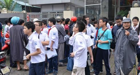 Tường thuật kỳ thi APMOPS 2014 tại Hà Nội