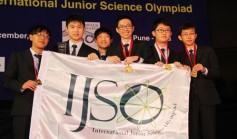 Đội dự tuyển Kỳ thi Khoa học trẻ Quốc tế IJSO 2015
