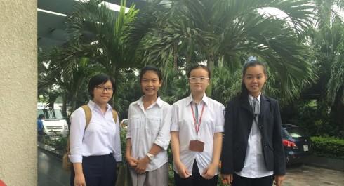 Kết quả học bổng A*STAR và ASEAN 2015-2016