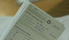 Kết quả thi Tìm kiếm Tài năng Toán học Vòng 1 (MYTS)