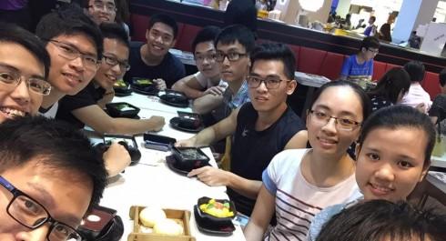 Chương trình học bổng trung học Singapore 2016-2017