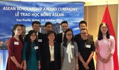 Kết quả học bổng ASEAN, A*STAR và SJI 2018