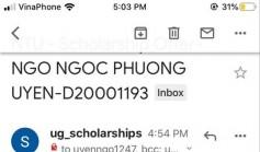 Học bổng ASEAN bậc đại học vào NUS, NTU 2020